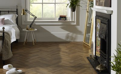 Townhouse Parquet Flooring